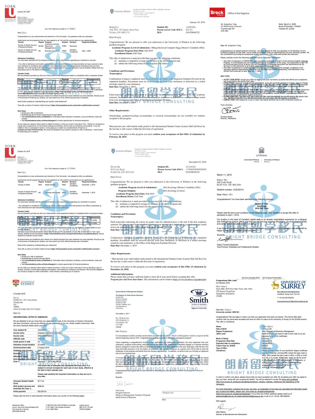 申研必看!2021加拿大研究生春夏入学院校专业整理!