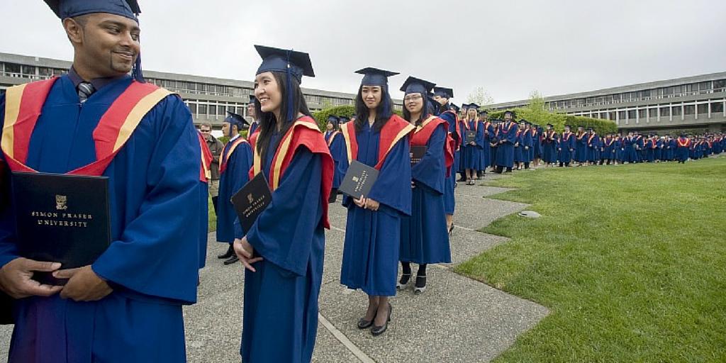 加拿大BC省有哪些TOP大学?来看看这三所顶尖学校!