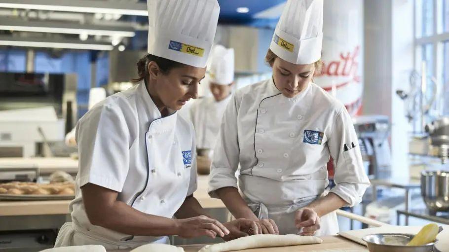 【学院推荐】想在加拿大成为烘焙师,从选对学校开始!