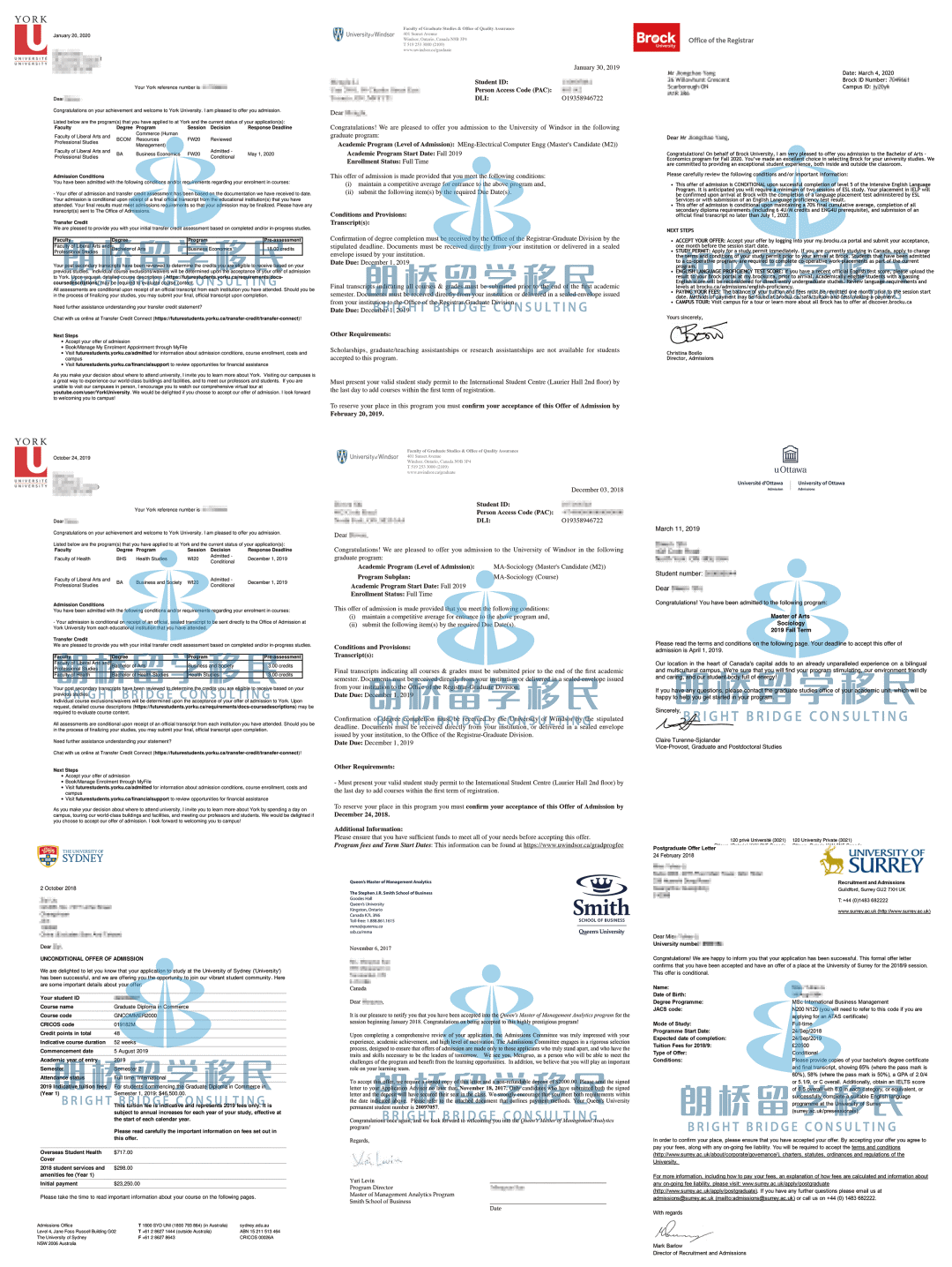 EE分数大涨?何不考虑一下海洋四省留学移民!达尔豪斯大学坐等你们的申请!