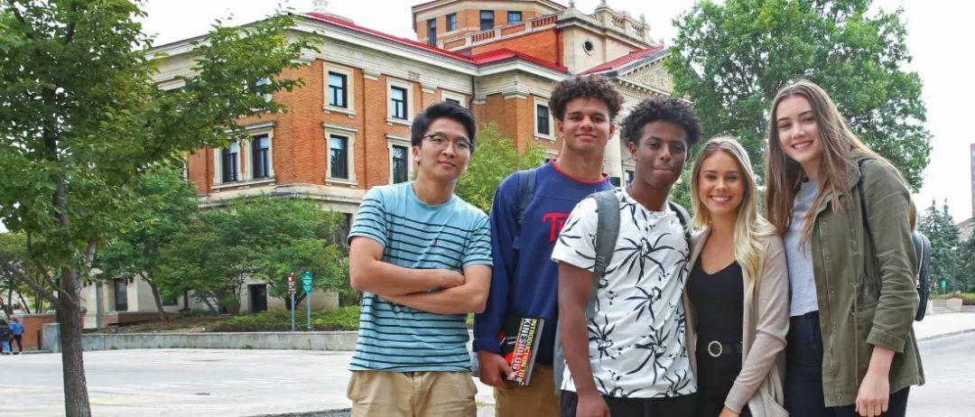 五星级学校推荐!曼尼托巴大学带着它满满的优势向你走来啦!