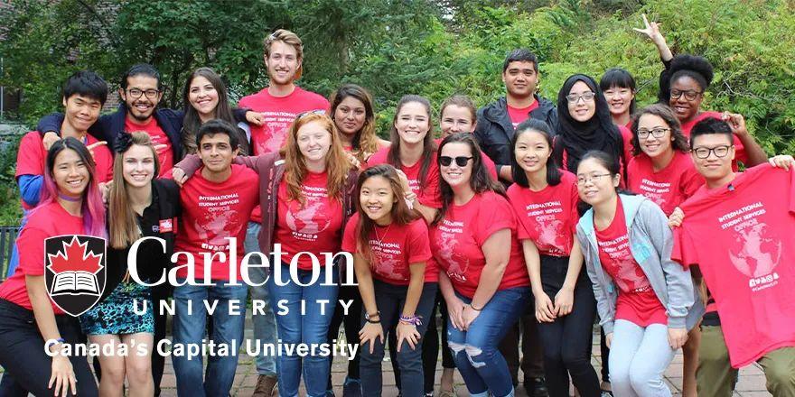 听说这个大学地理位置超优越?加拿大首都名校——卡尔顿大学